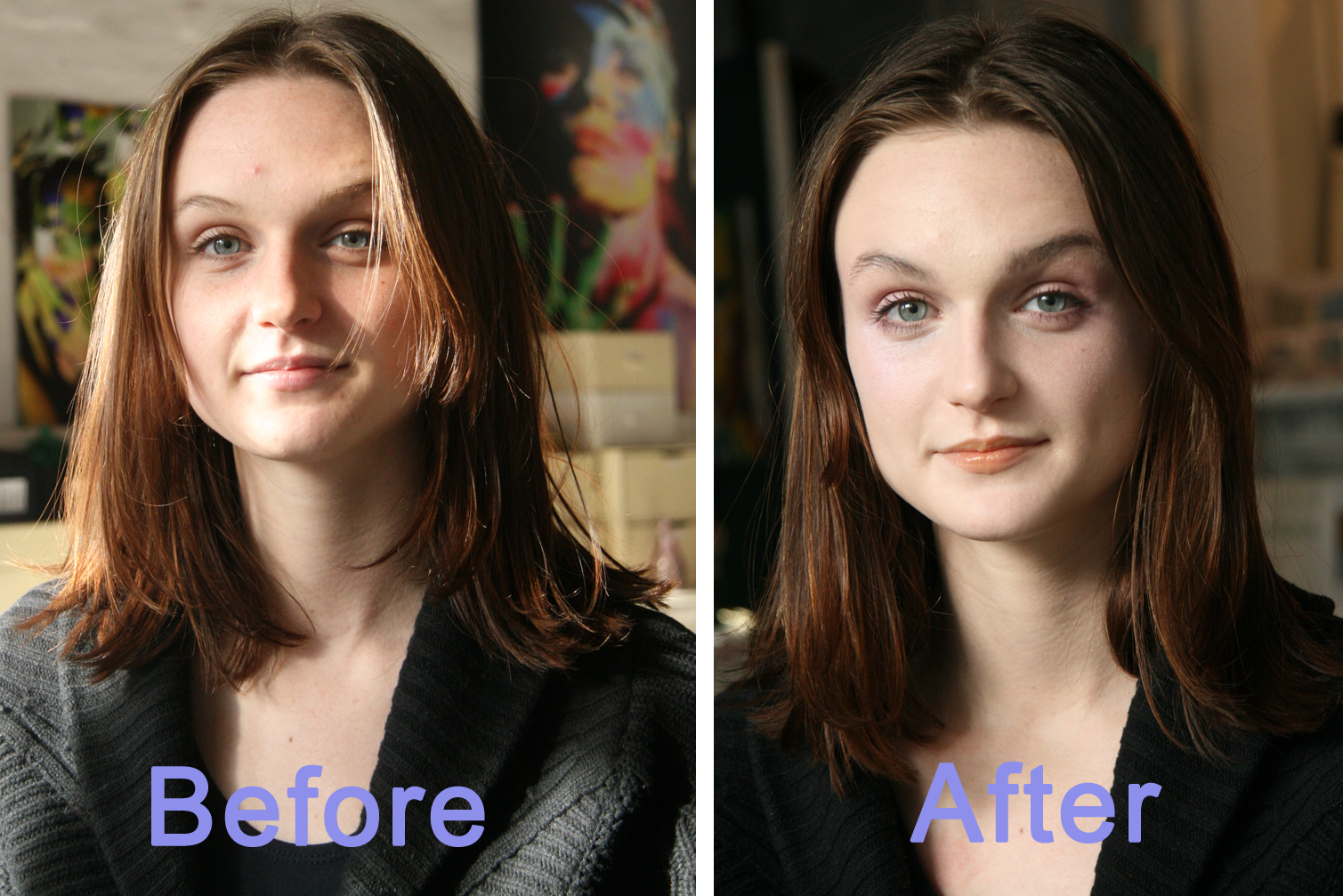 how to make skin glow in winter