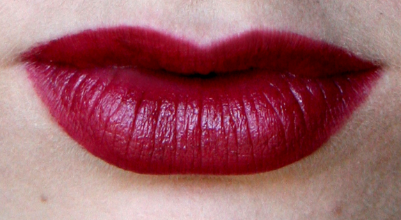 Ruby Red Lipstick | Linda Mason: The Art of Beauty Blog